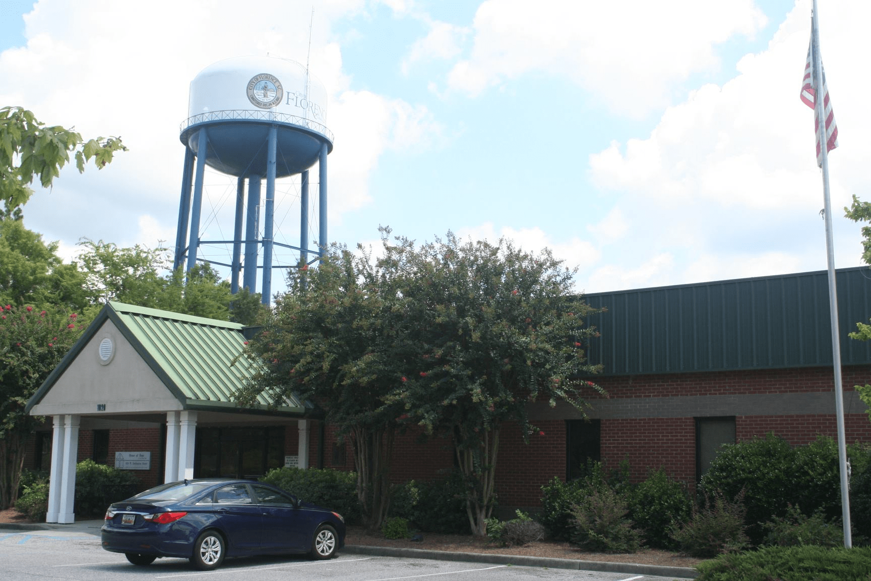 House of Hope of the Pee Dee Women and Children Shelter