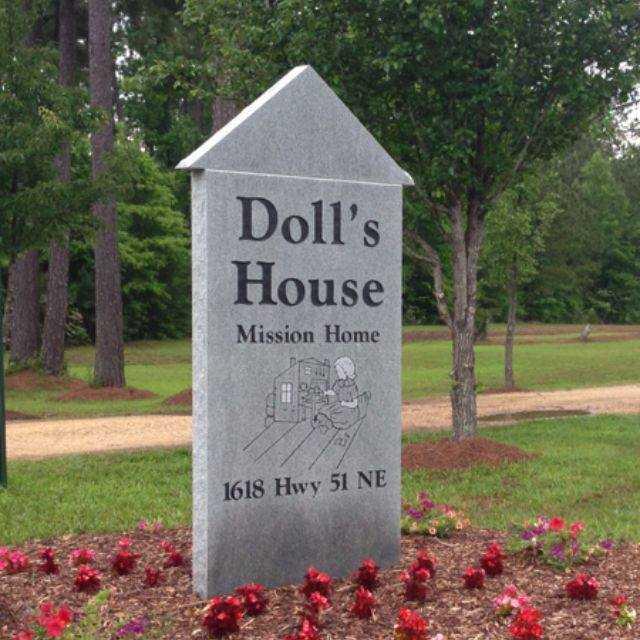 Dolls House - Darlene Slater Rehabilitation Center for Women DBA