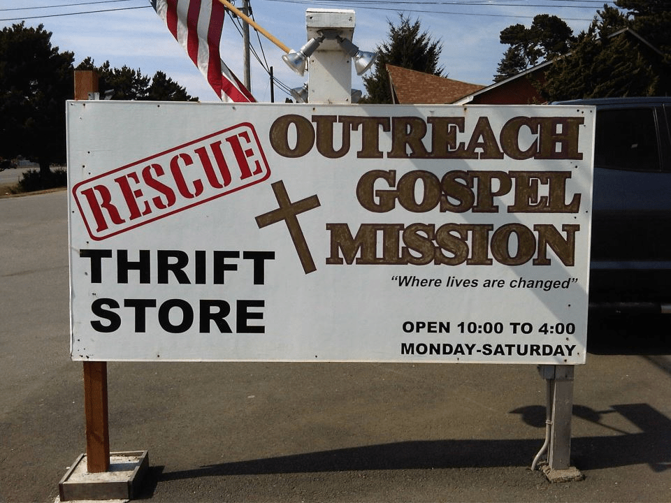 Outreach Gospel Mission