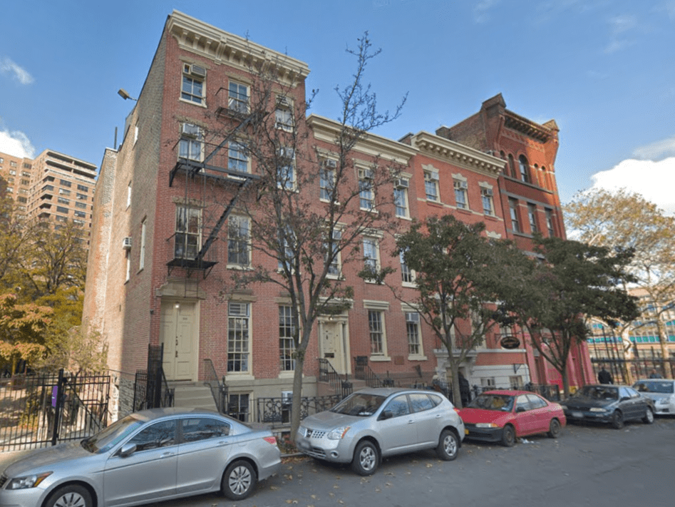 New York NY Women's Shelters, Transitional Housing