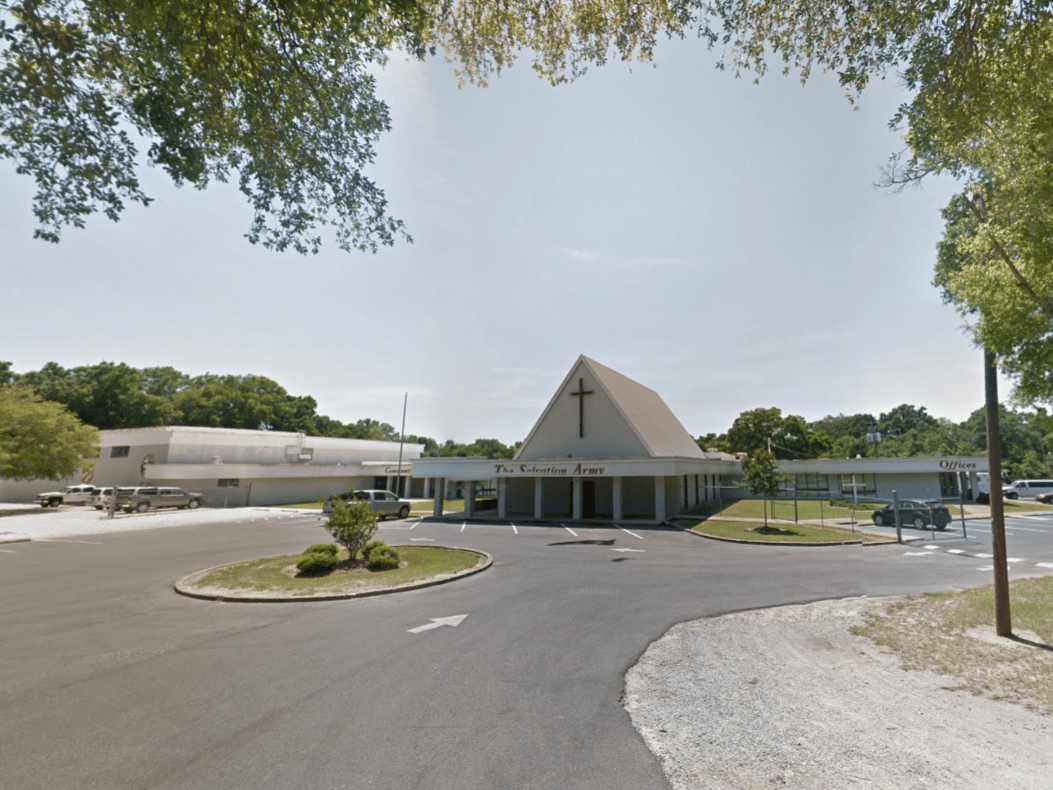 Salvation Army Lodge