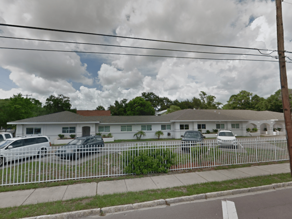 ALPHA House of Pinellas County